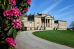 Great Britain, England, Wiltshire, near Stourton: Stourhead stately home in Palladian style built by Henry Hoare II between 1721 and 1725