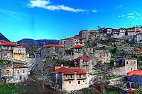 Stemnitsa is a mountain village in Arcadia, Peloponnese, Greece.