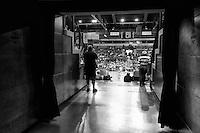 HC Leipzig HCL : Vital Laczpol Gdynia (Danzig) - 24:26 - doch mit dem dreiTore Vorsprung aus dem Hinspiel siegte der HC Leipzig. - im Bild: Blick in die Arena..Foto: aif / Norman Rembarz.Jegliche kommerzielle wie redaktionelle Nutzung ist honorar- und mehrwertsteuerpflichtig! Persönlichkeitsrechte sind zu wahren. Es wird keine Haftung übernommen bei Verletzung von Rechten Dritter. Autoren-Nennung gem. §13 UrhGes. wird verlangt. Weitergabe an Dritte nur nach  vorheriger Absprache. Online-Nutzung ist separat kostenpflichtig...
