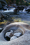 Icicle Creek, Cascade Range, Washington, USA