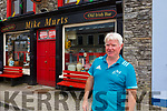 Mike O'Connell from Mike Murts Bar in Cahersiveen looking forward to the reopening of his Bar on the 10th August.