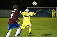 Lakeside Hammers XI vs Ipswich Witches XI - Lee Richardson #Rico Benefit Football Match at Ipswich Wanderers Football Club - 20/11/12 - MANDATORY CREDIT: Stephen Waller/TGSPHOTO - Self billing applies where appropriate - 0845 094 6026 - contact@tgsphoto.co.uk - NO UNPAID USE