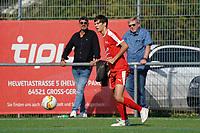 Rico Weinreich (Büttelborn) - Büttelborn 19.09.2021: SKV Büttelborn vs. SG Riedrode, Gruppenliga