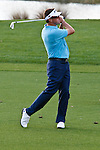 PALM BEACH GARDENS, FL. - Robert Allenby hits from the fairway on hole 9 during Round One play at the 2009 Honda Classic - PGA National Resort and Spa in Palm Beach Gardens, FL. on March 5, 2009.