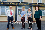 Sean Kavanagh and Company Certified Accountants in Boolteens, Castlemaine. L to r: Sean Kavanagh, Andriana Cazacu, Lisa Somers and Noranne Kavanagh.