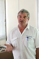 Gordon Maxwell, Senior Lecturer, Manned Models Centre, Warsash Marine Academy, Southampton..