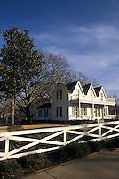 Boyhood home of President Dwight Eisenhower, hometown in Denison, Texas