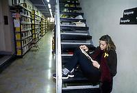 - university of Siena, library of the letter and philosophy department....- università di Siena, biblioteca della facoltà di lettere e filosofia