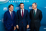 Leader of Partido Popular Pablo Casado before the electoral debate organized by Atresmedia television network on April 22, 2019 in Madrid, Spain.(ALTERPHOTOS/Alconada).