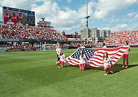 Toronto FC vs Houston Dynamo, July 28, 2012