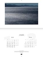 WGO-MEDLand 2020 calendar/ print colection