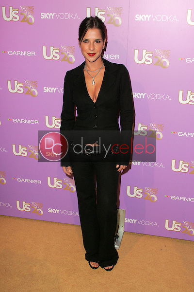 Kelly Monaco<br /> At US Weekly's Young Hollywood Hot 20 party, LAX, Hollywood, CA 09-16-05<br /> David Edwards/DailyCeleb.Com 818-249-4998