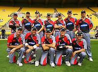 090227 International Masters Cricket - NewZealand v Australia