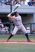 July 15, 2009: Lehigh Valley IronPigs' Mike Cervenak at-bat during the 2009 Triple-A All-Star Game at PGE Park in Portland, Oregon.