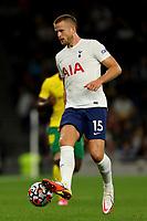 26th August 2021; Tottenham Hotspur Stadium, London, England; Europa Conference League football, Tottenham Hotspur versus Paços de Ferreira; Eric Dier of Tottenham Hotspur