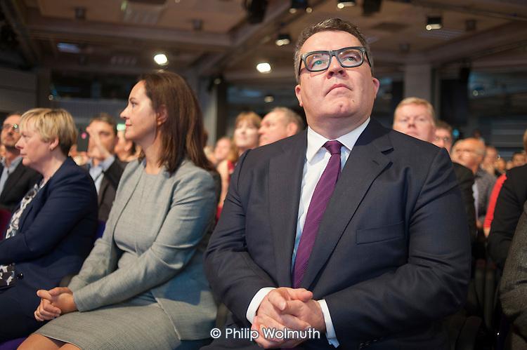 Tom Watson wins Labour Party deputy leadership election Westminster London