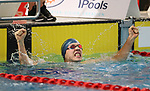 David Beck, NZ record 100m Butterfly PARA. Session 7 of the AON New Zealand Swimming Champs, National Aquatic Centre, Auckland, New Zealand. Thursday 8 April 2021 Photo: Simon Watts/www.bwmedia.co.nz