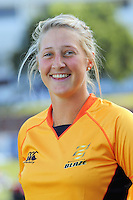 Sophie Devine. Wellington Blaze headshots at Allied Nationwide Basin Reserve, Wellington on Thursday, 9 December 2010. Photo: Dave Lintott / lintottphoto.co.nz
