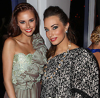BEVERLY HILLS, CA - OCTOBER 23: Models Alyssa Campanella and Lauren Elaine attend the 5th Annual FGI Los Angeles Charity Event held at The Mr. C Hotel on October 23, 2013 in Beverly Hills, California. (Photo by Xavier Collin/Celebrity Monitor)