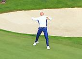 Rory McIlroy ball 16th