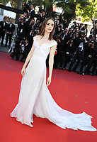 LILLY COLLINS<br /> Okja Red Carpet Arrivals - The 70th Annual Cannes Film Festival<br /> CANNES, FRANCE - MAY 19: attends the 'Okja' screening during the 70th annual Cannes Film Festival at Palais des Festivals on May 19, 2017 in Cannes