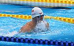 James Leroux, Tokyo 2020 - Para Swimming // Paranatation.<br /> James Leroux competes in the men's 100m breaststroke // James Leroux participe au 100 m brasse hommes. 08/26/2021.