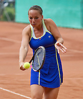2013-08-17, Netherlands, Raalte,  TV Ramele, Tennis, NRTK 2013, National Ranking Tennis Champ, Nicolle Thijssen<br /> <br /> Photo: Henk Koster