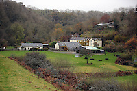 FAO JANET TOMLINSON, DAILY MAIL PICTURE DESK<br />Pictured: General view of The Dog House in Talog Monday 14 November 2016<br />Re: The Dog House in the village of Talog, Carmarthenshire, Wales, UK