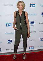 LOS ANGELES, CA, USA - APRIL 27: Jenna Elfman at the Milk + Bookies 5th Annual Story Time Celebration held at the Skirball Cultural Center on April 27, 2014 in Los Angeles, California, United States. (Photo by Xavier Collin/Celebrity Monitor)