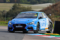 Round 5 of the 2020 British Touring Car Championship. #22 Chris Smiley. Excelr8 Motorsport. Hyundai i30N
