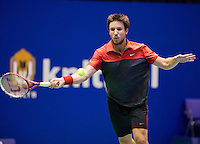 15-12-12, Rotterdam, Tennis Masters 2012, Igor Sijsling