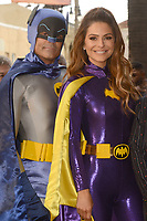 LOS ANGELES - JAN 9:  Maria Menounos at the Burt Ward Star Ceremony on the Hollywood Walk of Fame on JANUARY 9, 2020 in Los Angeles, CA