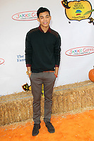UNIVERSAL CITY, CA - OCTOBER 21:  Roshon Fegan at the Camp Ronald McDonald for Good Times 20th Annual Halloween Carnival at the Universal Studios Backlot on October 21, 2012 in Universal City, California. © mpi28/MediaPunch Inc. /NortePhoto
