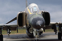 - US Air Force fighter aircraft Phantom II..