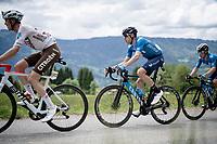 Carlos Verona (ESP/Movistar)<br /> <br /> 73rd Critérium du Dauphiné 2021 (2.UWT)<br /> Stage 8 (Final) from La Léchère-Les-Bains to Les Gets (147km)<br /> <br /> ©kramon