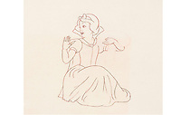 BNPS.co.uk (01202 558833)<br /> Pic: Heritage Auctions/BNPS<br /> <br /> PICTURED: Snow White and the Seven Dwarfs  Production Drawing from 1937<br /> <br /> A vast collection of original hand-drawn animations from classic Disney movies has emerged for sale at auction.<br /> <br /> Nearly 300 lots have been put up for sale with animation drawings, original concepts, layouts and storyboards among the most appealing items.<br /> <br /> It is believed the group is the largest collection of original hand-drawn Disney animation ever offered in a single auction.