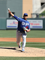 Brusdar Graterol - Los Angeles Dodgers 2020 spring training (Bill Mitchell)