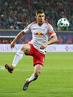 Willi Orban      <br /> 1. Bundesliga /  2017/2018 / 09.04.2018 / RB Leipzig RBL vs. Bayer 04 Leverkusen 180409036 /        *** Local Caption *** © pixathlon<br /> Contact: +49-40-22 63 02 60 , info@pixathlon.de