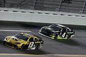 #13: Chad Finchum, Motorsports Business Management, Toyota Camry, #4: Jesse Little, JD Motorsports, Chevrolet Camaro Skuttletight