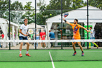 Den Bosch, Netherlands, 16 June, 2018, Tennis, Libema Open, Padel, men's final<br /> Photo: Henk Koster/tennisimages.com