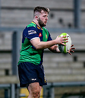 Wednesday 2nd January 2019 | MMW Junior Cup Final 2019<br /> <br /> Claytan Milligan during the  2019 MMW Ulster Junior Cup Final between Ballynahinch RFC and Dromore RFC at Kingspan Stadium, Ravenhill Park, Belfast, Northern Ireland. Photo by John Dickson / DICKSONDIGITAL