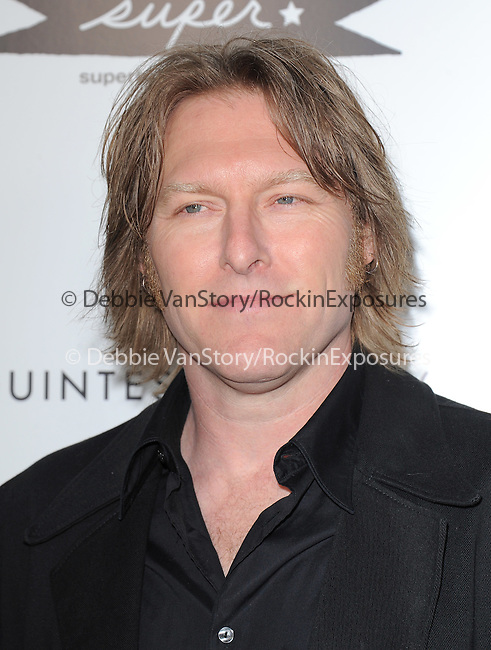Tyler Bates at The IFC Midnight L.A. Premiere of SUPER held at The Egyptian Theatre in Hollywood, California on March 21,2011                                                                               © 2010 Hollywood Press Agency