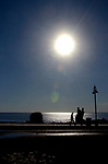 A peaceful walk along the Lake Superior waterfront