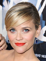 BEVERLY HILLS, CA, USA - NOVEMBER 19: Reese Witherspoon arrives at the Los Angeles Premiere Of Fox Searchlight Pictures' 'Wild' held at the AMPAS Samuel Goldwyn Theater on November 19, 2014 in Beverly Hills, California, United States. (Photo by Xavier Collin/Celebrity Monitor)