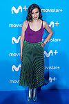 Zahara attends to blue carpet of presentation of new schedule of Movistar+ at Queen Sofia Museum in Madrid, Spain. September 12, 2018. (ALTERPHOTOS/Borja B.Hojas)