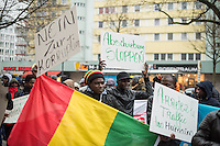 2017/01/31 Berlin | Protest gegen Abschiebungen nach Mali