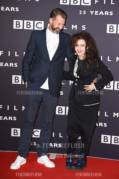 Helena Bonham Carter arrives for the BBC Films' 25th Anniversary Reception at Radio Theatre, New Broadcasting House, London. 27/03/2015 Picture by: Steve Vas / Featureflash