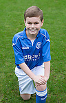 St Johnstone Academy U12's<br /> Ben Henderson<br /> Picture by Graeme Hart.<br /> Copyright Perthshire Picture Agency<br /> Tel: 01738 623350  Mobile: 07990 594431
