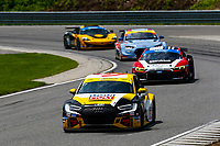 #17: JDC-Miller MotorSports Audi RS3 LMS SEQ, TCR: Chris Miller, Mikey Taylor