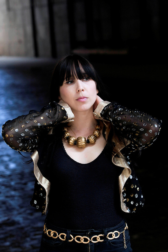 Perth singer Katy Steele has forged a new life for herself in New York City after leaving her band Little Birdy.